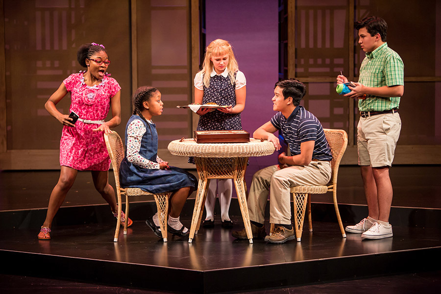 ​High School to attend Akeelah and the Bee