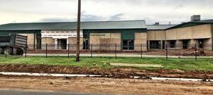 Cache High School Begins Renovation