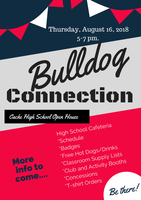 BULLDOG CONNECTION-Open House