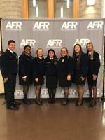 Cache FFA Hosts SW Speech Contest