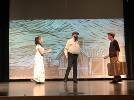 Cache HS Musical Fiddler on the Roof