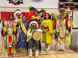 Native American Dancers Showcased