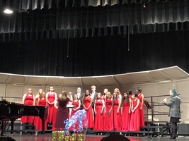 CHS CHOIR CONCERT