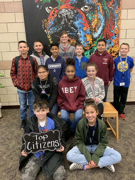 Top Citizens for February 15