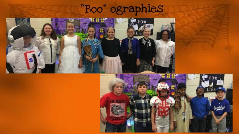Boo-ographies